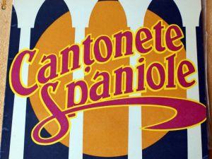 Electrecord Cantonete spaniole