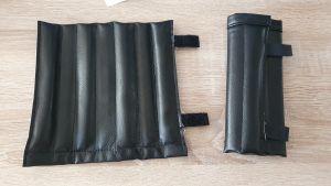 Entreq AC wraps pentru cabluri de alimentare sau de boxe (2 buc)