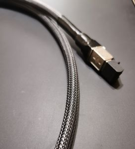 Ethernet Cable Viablue EP-7S SILVER