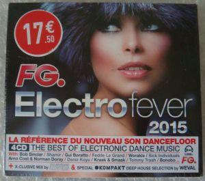 FG.Electro Fever 2015