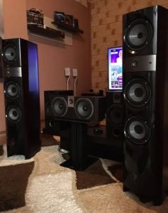 Focal ELECTRA 1028 BE II Noi la CUTIE Made in FRANCE Preț de CATALOG 7000€