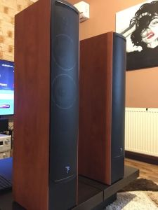 FOCAL JmLab COBALT 816 cu Filtre Audiophile 2x125W 50Kg Made in FRANCE