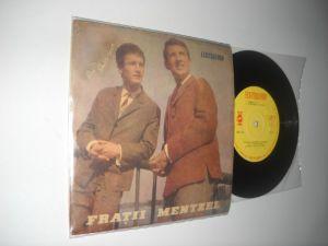 FRATII MENTZEL (disc mic RAR)(1967) disc mic vinil beat, stare VG+/VG