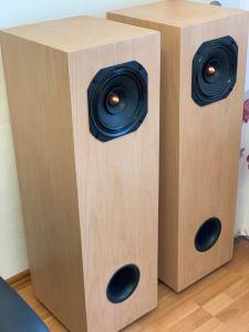 Full Range Audio Nirvana 95 db sensibilitate