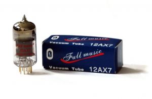 FullMusic Tubes 12AX7  High End