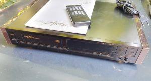 Grundig FineArts cd-903, aparat de top cu tda1541