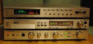 Grundig SV 1000 SCF 6000 ST 1500 sistem