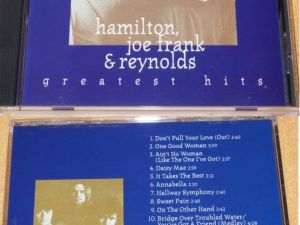 Hamilton Joe Franck & Reynolds Best Of