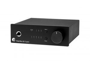 Headphone amplifier and DAC Pro-Ject Head Box S2 Digital, nou, sigilat