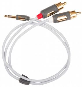 Interconect Jack 3.5mm-2RCA Supra Cables MP-2RCA