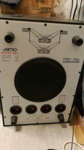 Jamo system sw2