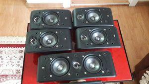 JBL SCS200CEN + 4 x JBL SCS200SAT