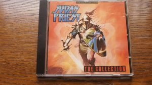 Judas Priest – The Collection 1989 UK collector series