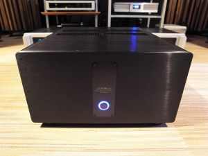 Krell Evolution 402e - stereo power amplifier -