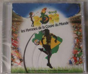 Les Hymnes de la Coupe du Monde