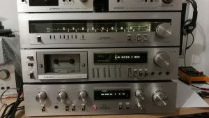 Linie Pioneer SA-7900, TX-7900, CT-415, PL-280, DT