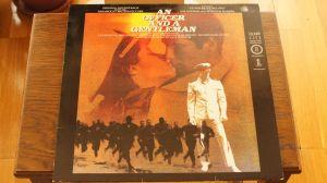 LP album An Officer And A Gentleman - Soundtrack
