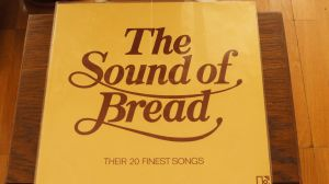 LP album Bread–The Sound Of Bread - Their 20 Finest Songs 1977