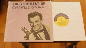 LP album compilatie Charlie Gracie ‎– The Very Best Of Rock&Roll