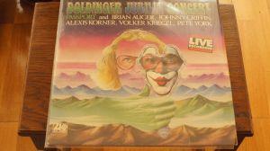 LP album Doldinger Jubilee Concert/1974 Jazz-Rock, Jazz-Funk