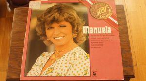 LP album Manuela –Star-Discothek