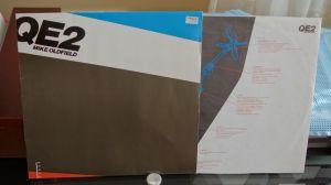 LP album Mike Oldfield – QE2