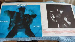LP album Nona Hendryx – Female Trouble