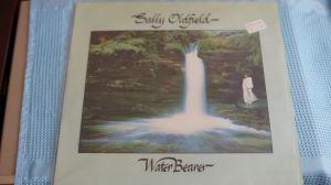 LP album Sally Oldfield – Water Bearer