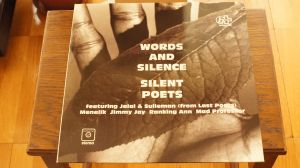 LP album Silent Poets ‎– Words And Silence/1994/Electronic/jazz/downtempo