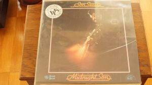 LP album Son Seals ‎– Midnight Son/1977/Blues