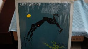 LP album Steve Winwood ‎– Arc Of A Diver