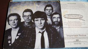 LP album The Blues Band – The Blues Band Official Bootleg Album