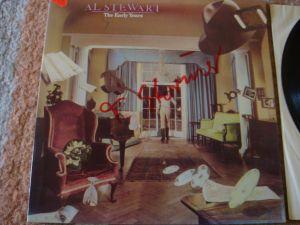 LP disc vinil album Al Stewart – The Early Years