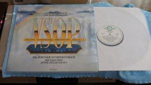 LP vinil vinyl album Vienna Symphonic Orchestra Project