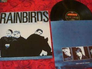 LP vinyl album Rainbirds – Rainbirds