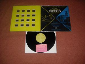 Ludwig van Beethoven – Fidelio, Querschnitt (1962) vinil prezentare deosebita, 16 diapozitive
