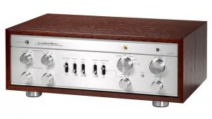 Luxman CL-38uC - vacuum tube control amplifier