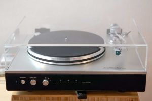 Luxman PD-151 - Pick-up - Turntable + Cover pickup