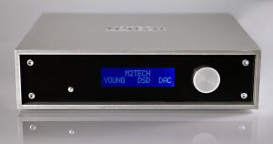 M2Tech Young DSD (MK II) in stare excelenta