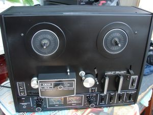 Magnetofon  Akai 4000 ds mk2