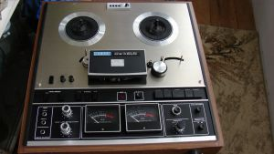 Magnetofon Akai Gx 280 D