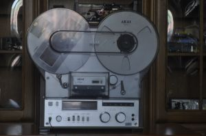 Magnetofon Akai GX 620