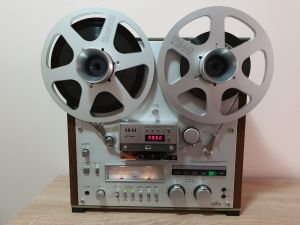 magnetofon Akai GX-625