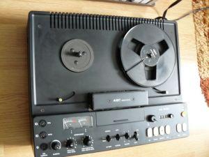 Magnetofon  ASC 5004 pe 4 piste