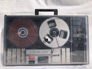 Magnetofon Grundig TK-745