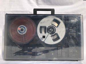 Magnetofon Grundig TK-747 HI-FI