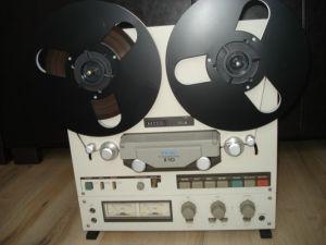 magnetofon marca TEAC X10