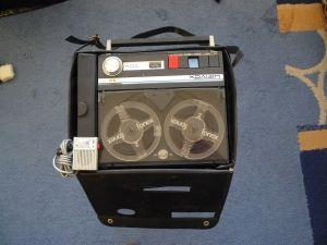 Magnetofon portabil Hifivox M38