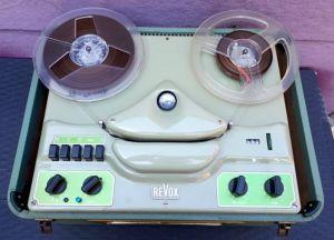 Magnetofon Revox - 36 B - Tape recorder