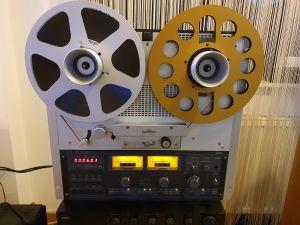 Magnetofon Revox C270